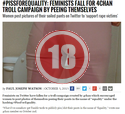 piss for equality